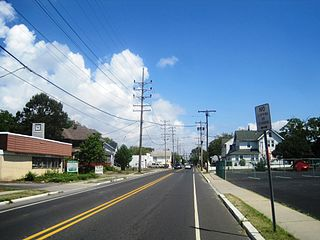 West Belmar, New Jersey Census-designated place in New Jersey, United States