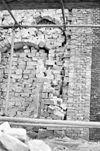 west eind noordmuur - leons - 20140748 - rce