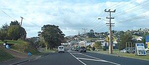 Whangaparaoa Peninsula - In recent decades, the peninsula has been heavily suburbanised.