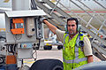 What it means to be..tower pusher @ Brussels Airport (7975518002).jpg