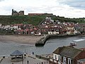 Whitby Abbey and Harbour - geograph.org.uk - 22345.jpg