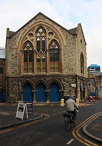 Robert Haldane - George Whitefield's Tabernacle, Moorfields