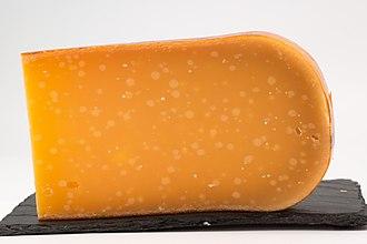 Gouda cheese - Three year old gouda.