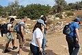 Wiki Loves Monuments 2014 in Israel Tour of Hurvat Borgin IMG 2208.JPG