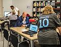 Wikidata Birthday Volunteers.jpg