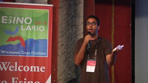 File:Wikimania 2016 - In Morocco we don't know we have Wikipedia Zero by Zakaria Oudrhiri.webm
