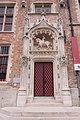 Wikimonuments-10 Toegangsdeur tot Gruuthusemuseum.jpg