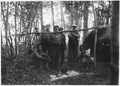 Wild rice camp. Rural Minnesota - NARA - 285399.tif