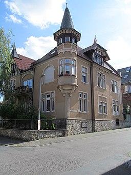 Wilhelmstraße in Nierstein