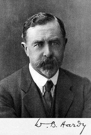 William Bate Hardy - Image: William Bate Hardy