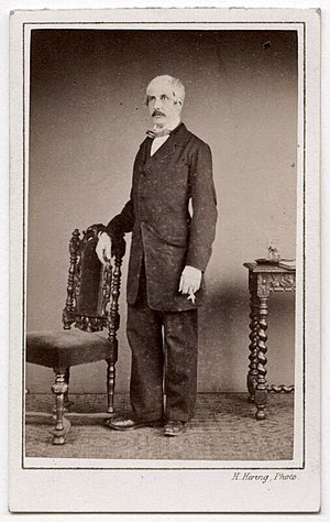 William King-Noel, 1st Earl of Lovelace - William King-Noel circa 1860