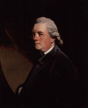 William Mason (poet) - William Mason by William Doughty, oil on canvas, 1778.