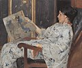 William Merritt Chase - Der japanische Holzschnitt - 8401 - Bavarian State Painting Collections.jpg