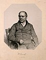 William Yarrell. Lithograph by T. H. Maguire, 1849. Wellcome V0006394.jpg