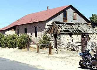 Willow Springs, Kern County, California - Willow Springs Ghost Town