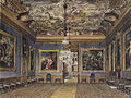 Windsor Castle, King's Drawing Room, by James Stephanoff, 1817 - royal coll 922107 313688 ORI 2.jpg