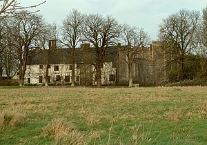 Wingfield Castle - Image: Wingfield Castle geograph.org.uk 354164