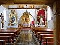 Wnętrze kościoła p.w. W.N. Marii Panny. - panoramio.jpg
