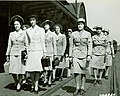 Women's Army Auxiliary Corps recruits, at Fort Des Moines, Iowa, 1942 - U.S. Army.jpg