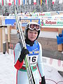 World Junior Ski Championship 2010 Hinterzarten Julia Clair 079.JPG