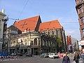 Wroclaw ulSwidnicka.Modrzejewskiej.Teatralna crossing.jpg