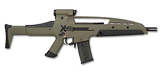 Heckler & Koch XM8 - An early version of the XM8