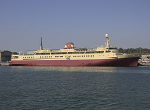 Yōtei Maru at niihama east port.jpg