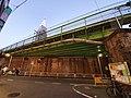 Yamanote line bridge near Yoyogi station.jpg
