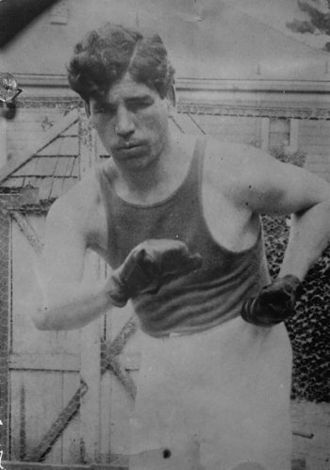 Freddie Welsh - Young Erne, who faced Welsh twice, firstly in Philadelphia in 1906