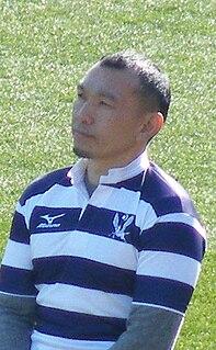 Yukio Motoki Japanese rugby union footballer