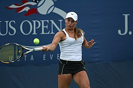Julija Putinceva agli US Open 2010