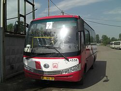 Yutong zk6852hg схема