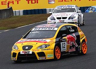 2008 World Touring Car Championship