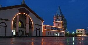 Zamyn-Üüd - Zamyn-Üüd train station