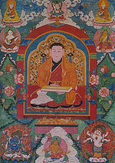 Zanabazar Tibetan Buddhist spiritual leader from Mongolia