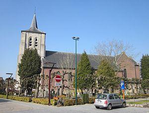 Zedelgem - Image: Zedelgem Sint Laurentiuskerk 2012