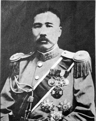 Warlord Rebellion in northeastern Shandong - Zhang Zongchang, instigator and leader of the rebellion