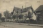Zinten, Ostpreußen - Villa Schirmacher (Zeno Ansichtskarten).jpg