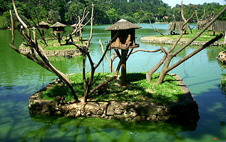 Monkey islands, Sao Paulo Zoo Zoo-sp.jpg