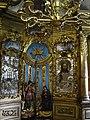 """""""Благовещение"""" - фрагмент интерьера храма в Нижнем Аблязово.jpg"""