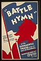"""Battle hymn"" a new play about John Brown of Harpers Ferry by Michael Blankfort and Michael Gold LCCN98516478.jpg"