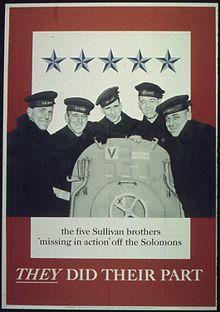 sullivan brothers wikipedia