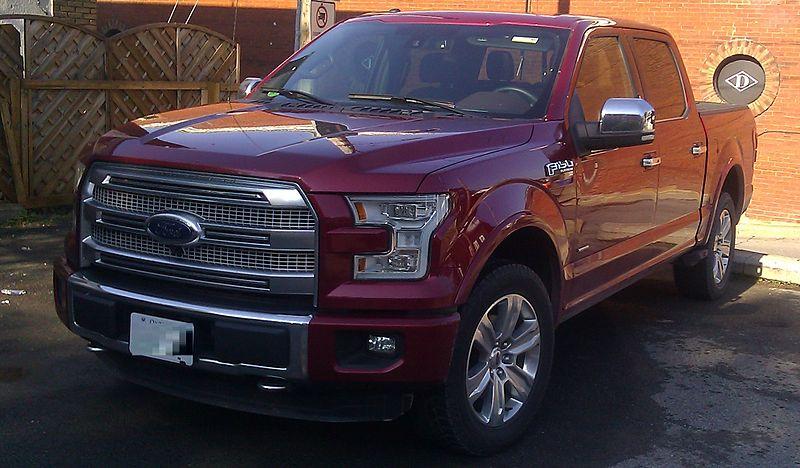 Najbolje prodajan avto v ZDA 2016