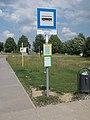 'Wescast' bus stop, 2018 Oroszlány.jpg