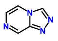 (1,2,4)Triazolo(4,3-a)pyrazine.png