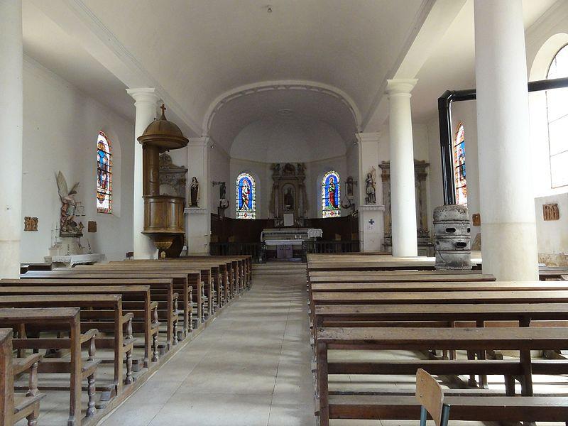 Église Saint-Didier de Baudrémont