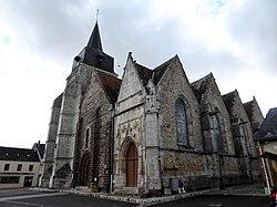 Église Saint-Lubin d'Arrou Eure-et-Loir France.jpg