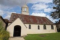Église Saint-Martin de Bleury le 24 août 2014 - 10.jpg