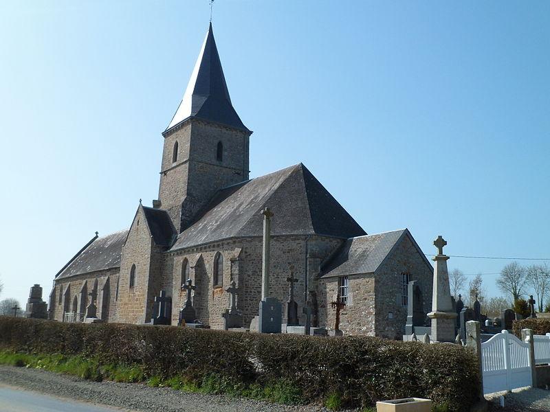 Église Saint-Pierre du Guislain