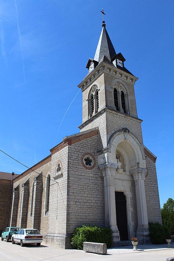 Photo de la ville Villemotier